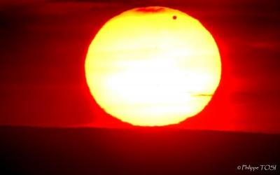 Transit de vénus 06 juin 2012