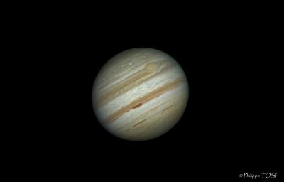 Jupiter 13 oct 2011