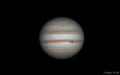Jupiter 10 oct 2011