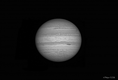 Jupiter 10 oct infra rouge (742nm)