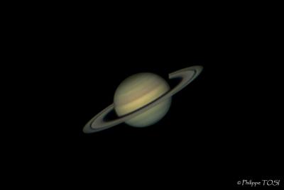 Saturne couleur toucam pro 2