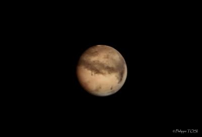 Mars oct 2005