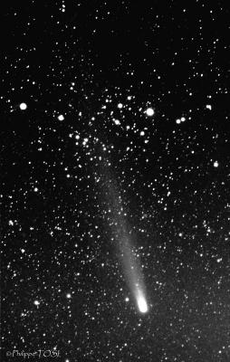 Comète Hyakutake Avril 1996