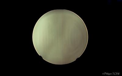 miroir 200 mm zérodur en contraste de phase