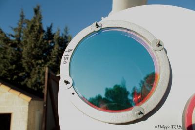 Filtre ERF  baader 150 mm