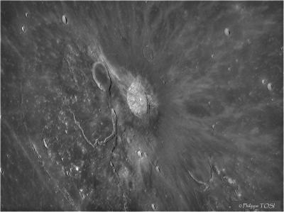 Cratère Aristarque & vallée de Shroëter