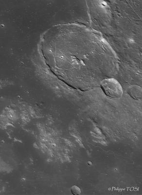 Cratère Gassendi