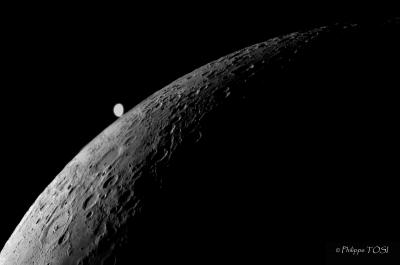 Occultation Vénus/Lune 01 dec 2009