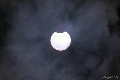 Eclipse solaire 29 mars 2006