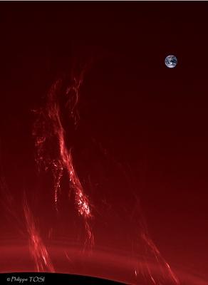 Eruption solaire 27 juin 2012